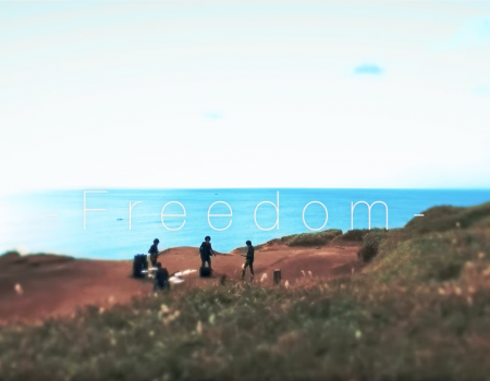 【MV】BRADIO「Freedom」