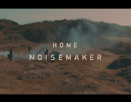 【MV】NOISEMAKER「Home」